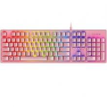 کیبورد گیمینگ ریزر مدل Keyboard RAZER HUNTSMAN Quartz