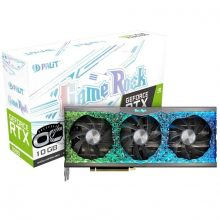 کارت گرافیک پلیت مدل Palit GeForce RTX 3080 GameRock OC 10GB