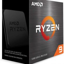 پردازنده ای ام دی Ryzen 9 5900X باندل با مادربردهای ایسوس