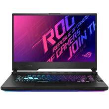 لپ تاپ 15 اینچی ایسوس مدل ROG Strix G512LW – Ci7 (10870) 16G 1TSSD 8GB