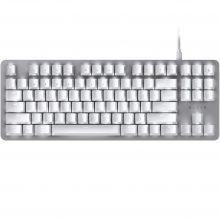 کیبورد گیمینگ ریزر مدل Keyboard RAZER BLACKWIDOW LITE Mercury Orange Switch