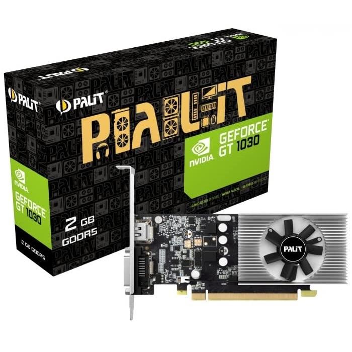 کارت گرافیک پلیت مدل Palit GeForce GT 1030