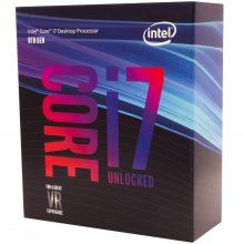پردازنده اینتل سری Coffee Lake مدل Intel Core i7-8700K BOX