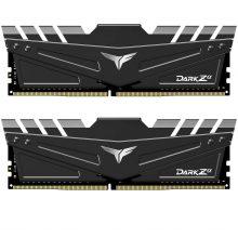 رم دسکتاپ تیم گروپ دو کاناله RAM TEAMGROUP T-Force DARK Zα DDR4 32G (2x16GB) 4000MHZ CL18