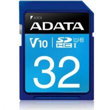 کارت حافظه ای دیتا مدل ADATA Premier SDXC/SDHC UHS-I Class 10 32 GB