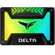 اس اس دی اینترنال تیم گروپSSD TEAMGROUP T-Force Delta RGB (5V) 2.5″ 250GB