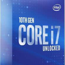 CPU INTEL CORE I7 10700K BOX Comet Lake