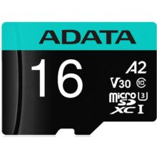 کارت حافظه ای دیتا مدل ADATA Premier Pro micro SDXC/SDHC UHS-I U3 Class 10 16 GB