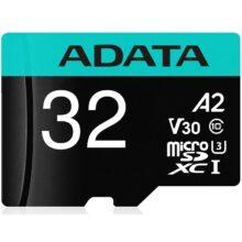 کارت حافظه ای دیتا مدل ADATA Premier Pro micro SDXC/SDHC UHS-I U3 Class 10 32 GB