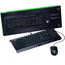 کیبورد و ماوس گیمینگ ریزر مدل Mouse & Keyboard RAZER Cynosa Lite and Abyssus Lite