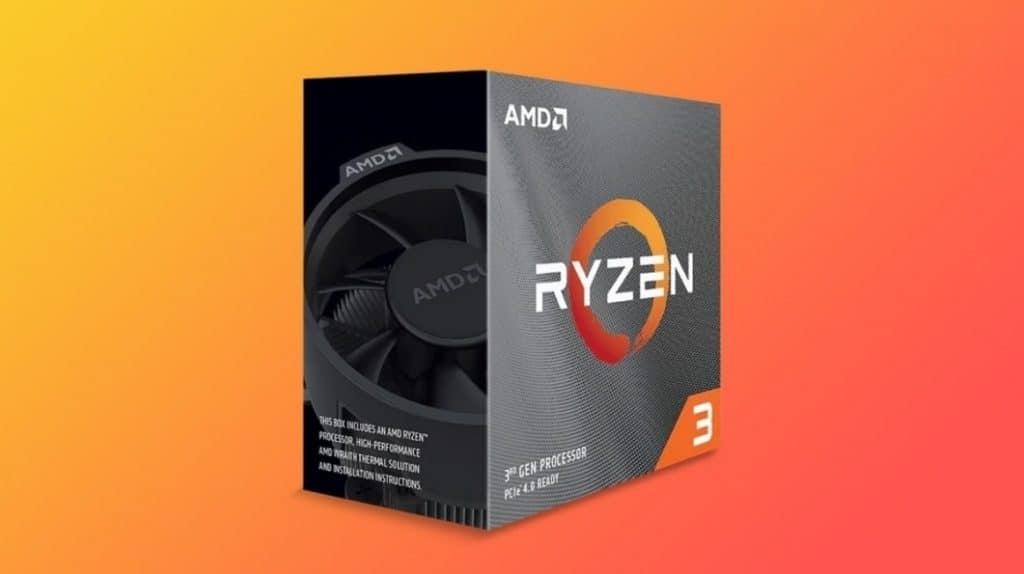 پردازنده گیمینگ ADM Ryzen 3 3100