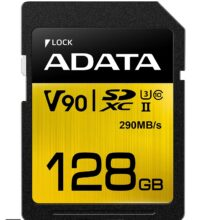 کارت حافظه ای دیتا مدل ADATA Premier SDXC UHS-II Class 10 128 GB