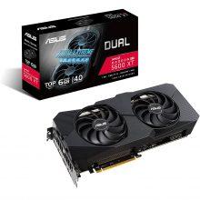 کارت گرافیک ایسوس ASUS RX5600XT Dual OC 6GB