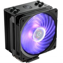 فن سی پی یو کولر مستر Cooler Master HYPER 212 RGB BLACK EDITION