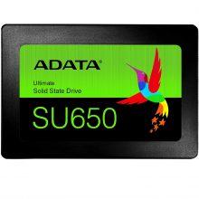 اس اس دی اینترنال ای دیتا SSD ADATA Ultimate SU650 SATA 120GB