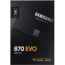 اس اس دی سامسونگ SATA SAMSUNG 870 EVO 1TB