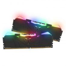 رم دسکتاپ Patriot Viper RGB Series 16GB (2 x 8GB) 3600MHz kit w/Black heatshield