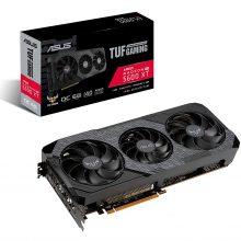 کارت گرافیک ایسوس TUF 3 RX5600XT O6G EVO GAMING TOP DDR6