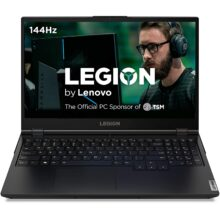 لپ تاپ 15 اینچی لنوو Lenovo legion 5 Core i7 16GB 1T+265SSD 6GB(2060) Full HD Laptop
