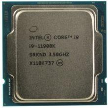 پردازنده اینتل سری مدل Intel Core i9-11900K TRAY