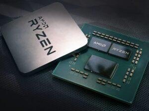 بررسی پردازنده AMD RYZEN5 5600H