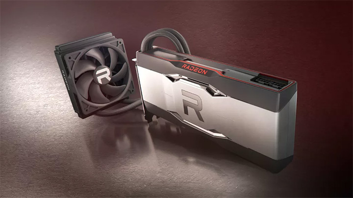 AMD's Radeon RX 6900 XT LC