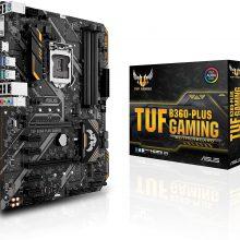 مادربرد ایسوس مدل ASUS TUF B360 PLUS Gaming