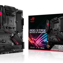 مادربرد ایسوس مدل ASUS ROG STRIX B550-E GAMING Motherboard
