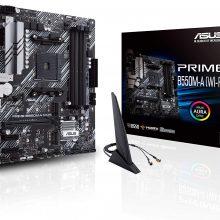 مادربرد ایسوس مدل ASUS PRIME B550M-A (WI-FI) Motherboard