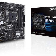 مادربرد ایسوس مدل ASUS PRIME B550M-K/S Motherboard