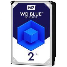 هارد دیسک Western Digital Blue ظرفیت 2 ترابایت