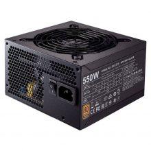 منبع تغذیه کامپیوتر کولر مستر مدل Power Cooler Master MWE Bronze 550