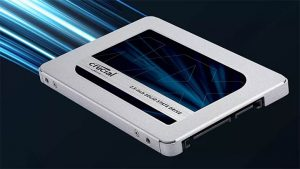 Crucial 4 ترابایت SSD را به خط MX500 اضافه می کند