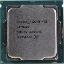 پردازنده اینتل سری Coffee Lake مدل Intel Core i3-9100 BOX
