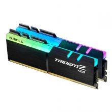 رم دسکتاپ RAM Gskill Trident Z RGB 32GB 16GBx2 3600MHz CL17 DDR4