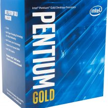 پردازنده اینتل سری Coffee Lake مدل Intel Pentium Gold G5420 box