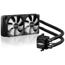 خنک کننده (فن) پردازنده گرین مدل Green Glacier GLC240A CPU Fan