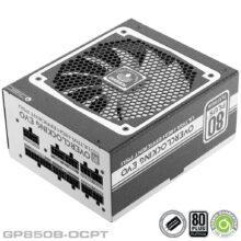 منبع تغذیه (پاور) گرین 850 وات مدل GREEN Power GP850B-OCPT