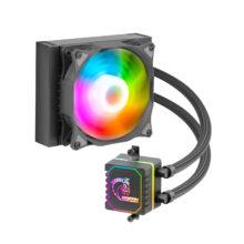 خنک کننده (فن) پردازنده گرین مدل Green Glacier GLC120 ARGB CPU Fan