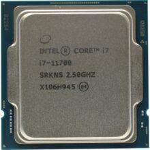 پردازنده اینتل سری مدل Intel Core i7-11700 Tray