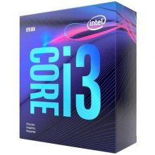 پردازنده اینتل سری Coffee Lake مدل Intel Core i3-9100F Box