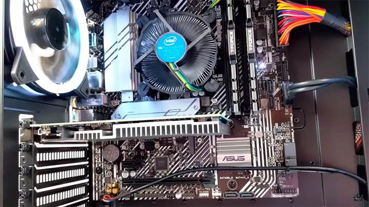 Intel's Iris Xe DG1 2