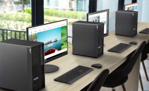 Lenovo Unstraps Rocket Lake-Powered ThinkStation P350 Entry-Level Workstations