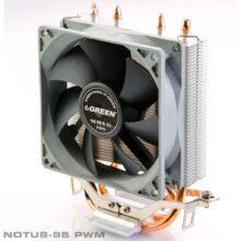 خنک کننده (فن) پردازنده گرین مدل Green NOTUS 95 CPU Fan