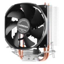 خنک کننده (فن) پردازنده گرین مدل Green NOTUS 100 CPU Fan