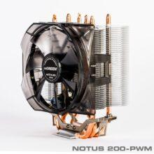 خنک کننده (فن) پردازنده گرین مدل Green NOTUS 200 CPU Fan