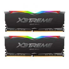 رم دسکتاپ OCPC X3 RGB Black DDR4 3200MHz 64GB (32GBx2) CL16 Dual Desktop RAM