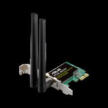 کارت شبکه PCI Express بیسیم N300 ایسوس مدل PCE-AC51