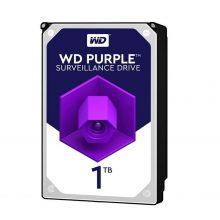هارد دیسک Western Digital Purple ظرفیت 1 ترابایت