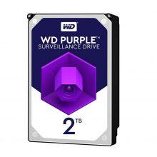هارد دیسک Western Digital Purple ظرفیت 2 ترابایت